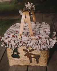 Northwoods Picnic Basket
