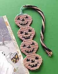 Pumpkin Bookmark