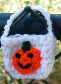 Tiny Halloween Bag