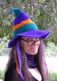 Whimsical Witch-Hat