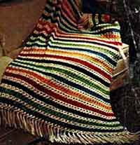 Over 200 free crocheted afghan patterns at allcrafts broomstick lace afghan ccuart Image collections
