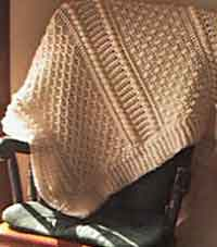 Over 200 free crocheted afghan patterns at allcrafts crocheted aran afghan ccuart Image collections