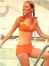 Beach Set, 1972 (Bathing Suit/Cover/Tote)