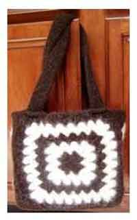 Easy Felted Purse Crochet Pattern