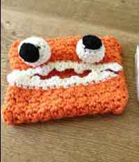 Monster Tissue Cover Free Crochet Pattern