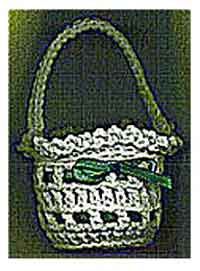 Picot Basket Pattern