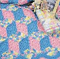 Baby Blocks Afghan