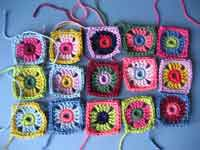Little Coat Squares