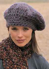 Hat and Scarf in Eskimo