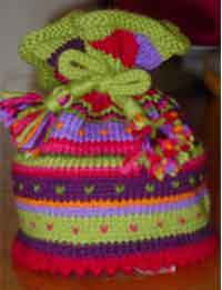 Piece-of-Cake Hat
