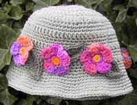 May Flowers Hat