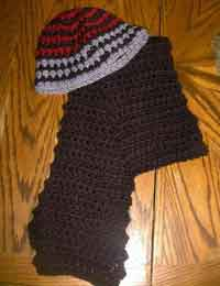 Another Scarf Pattern