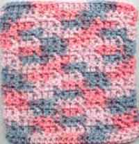 7 inch Crossing Square