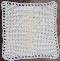 Cross Afghan Square