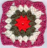 Julies Granny Square