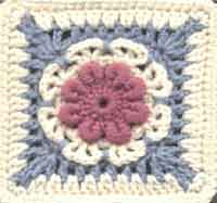 6 inch Katies Bliss Square