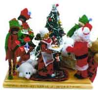 Christmas Elf Dolls
