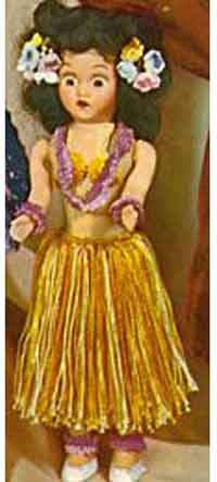 Miss Hawaii Vintage Outfit