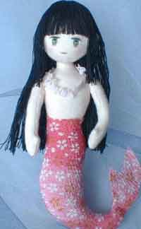 Mini Mermaid Japanesque