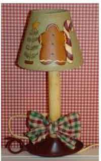Gingerbread Boy Lamp pdf