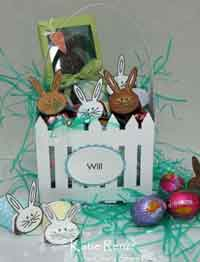 Over 100 free easter crafts projects at allcrafts picket easter basket negle Image collections