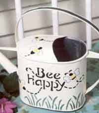 Bee Happy Watering Can