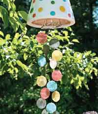 Colorful Wind Chimes