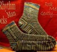 Rhythm Man Socks