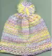Over 200 Free Hat Knitting Patterns at AllCrafts net - Free