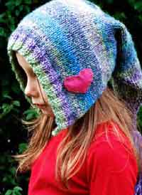 Leija Girls Hat