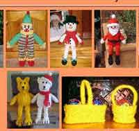8b480017f Over 200 Free Toys   Animals Knitting Patterns at AllCrafts.net