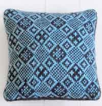 Pillow And Cushion Knitting Patterns