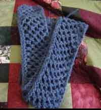 Over 300 Free Knitted Scarf Knitting Patterns at AllCrafts.net