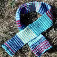 Mystical Stripes Scarf
