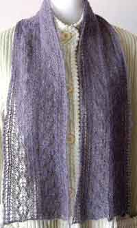 Mist Lace Scarf