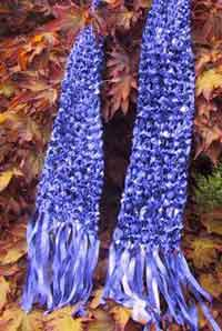 September Dress Blues Scarf
