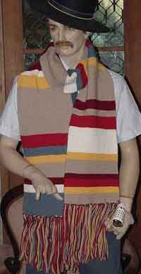 Dr. Who Scarves