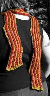 Ripe with Indecision Scarf