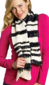 Clever Stripes Scarf