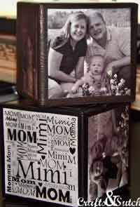 Mothers Day Blocks