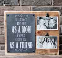 Mothers Day Gift and Free Printable