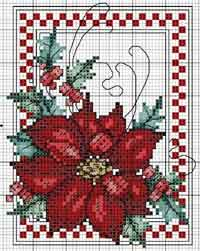 Free Printable Christmas Ornament Cross Stitch Patterns.Cross Stitch Patterns Needlepoint Charts And More At Allcrafts