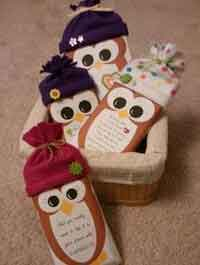Stamped Owls