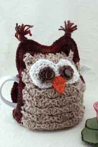 Over 200 Free Owl Crafts Sewing Crochet Knitting And More At Allcrafts