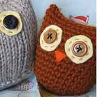 Owls Two Ways