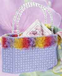 Eyelash Yarn Bag pdf