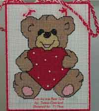 Free Plastic Canvas Patterns at www allcrafts net