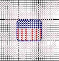 Free plastic canvas patterns at www allcrafts net