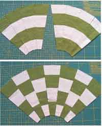 Fun with stripes- Quilting Tutorial