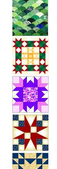 Quilt Patterns and Free Quilting Ideas at AllCrafts net!